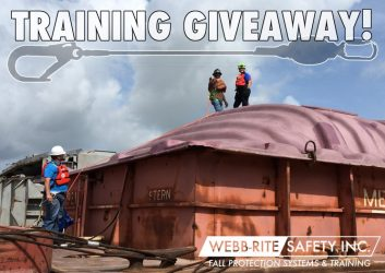 Competent Person Training Giveaway!
