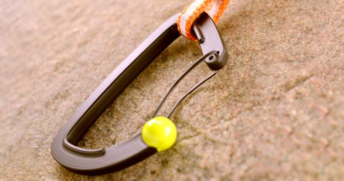 'Gumball' Carabiner Aims For Easier Climbing