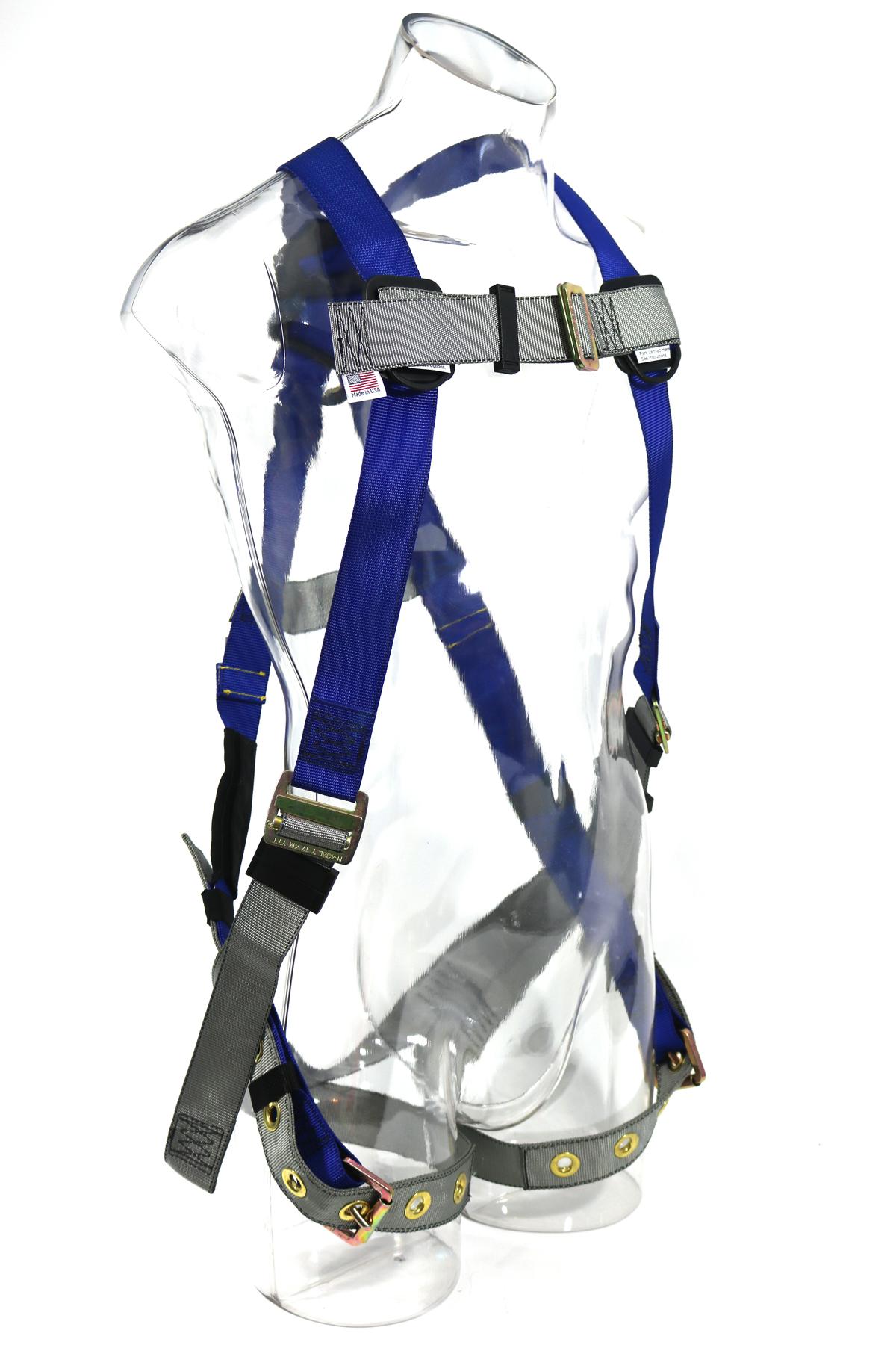 600100_2 harnesses wrs fall protection systems and osha training webb