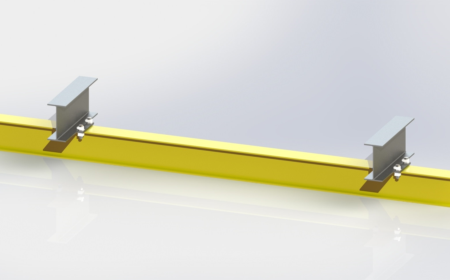 Rigid Rail Systems Wrs Fall Protection Systems And